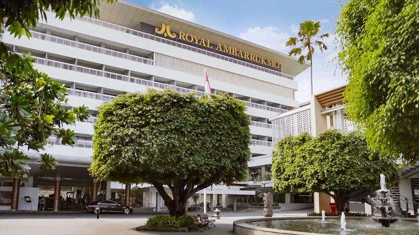 Hotel Royal Ambarukmo – Yogyakarta